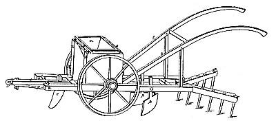 Us Patent X8 447 Corn Planter